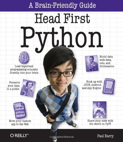 Head First Python 1449382673 pdf