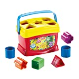Fisher Price - K7167 - Jouet premier �ge  - Mon trieur de formespar Fisher Price