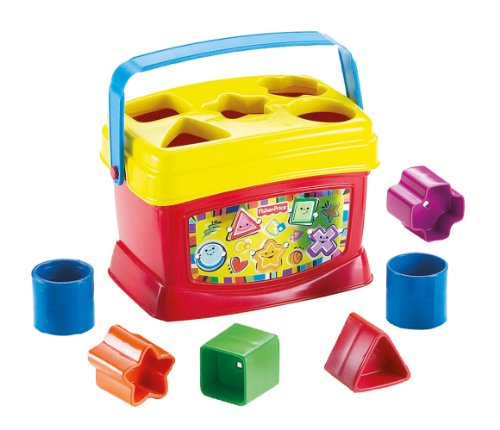 Fisher Price K7167  Blocchi Assortiti Picture