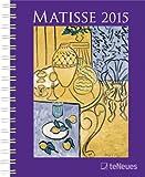 2015 Matisse Deluxe Engagement Calendar