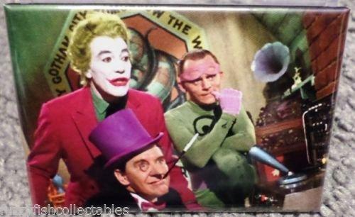Batman Joker Riddler Penguin 2