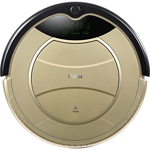 haier-self-charging-wet-mop-floor-cleaning-robot-vacuum-cleaner-with-remote-control-golden