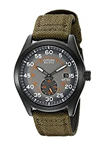 Citizen Men's BV1085-22H  Stainless Steel Eco-Drive Watch