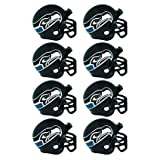 Seattle Seahawks Team Helmet Party Pack at Amazon.com