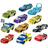 Disney/Pixar Cars Diecast Car Collection, 11-Pack
