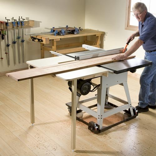 Rockler Table Saw Outfeed Table Contractor Table Saws Online