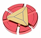#8: Fidget spinner, a must have toy, superhero and marvel style (ironman)