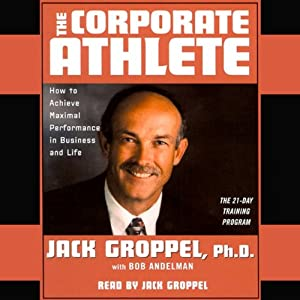The Corporate Athlete Audiobook