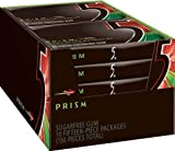 Wrigleys 5 Prism Sugar Free Gum, Watermelon,  15 Piece, 10 Count