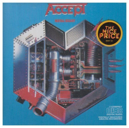 Metal Heart by Accept (2008-02-01)
