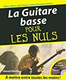 La Guitare basse pour les nuls (1CD audio)