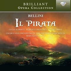 """Il pirata, Act 2: Parti alfine """"Il tempo vola"""" (Imogene, Gualtiero, Ernesto)"""