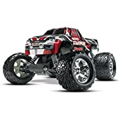 Traxxas 41094 1 Nitro Stampede: 2 Wd Nitro Powered Monster Truck, Ready To Race (1/10 Scale), Colors May Vary