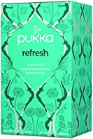 Tisane Ayurvédique Refresh - Pukka