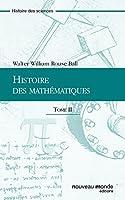 Histoire des math�matiques Tome 2