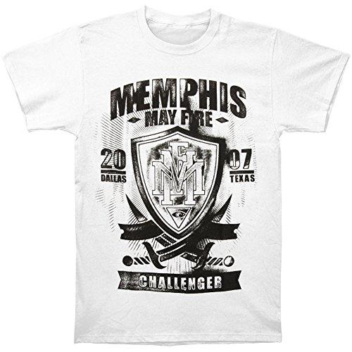 Kumiu Memphis May Fire Men's Challenger T-shirt White