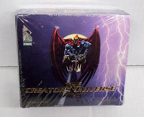 Creator'S Universe, The Titanium Card Major Acre #Ff3 Single Trading Card