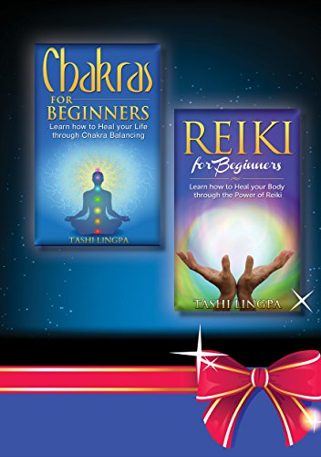 Free Kindle Book : Energy Healing: Bundle: Book 1: Chakras for Beginners + Book 2: Reiki for Beginners (Chakra Healing, Reiki Healing, Energy Healing)