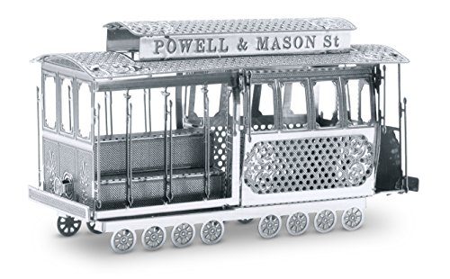 Fascinations Metal Marvels Cable Car Set - 1