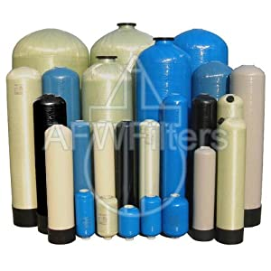 Water softener parts: replacement mineral tank (generic)
