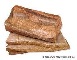 Worldwide Imports AWW81353 Natures Rocks Golden Harvest, 50-Pound