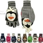 Hey Hey Twenty - Kids Fleece Gloves w...