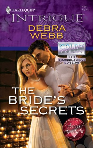 Image for The Bride's Secrets (Harlequin Intrigue Series)