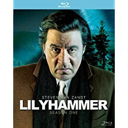 Lilyhammer: Season 1 Blu-Ray Set