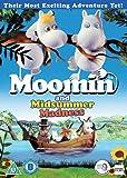 Moomin And Midsummer Madness [DVD]
