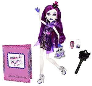 Mattel BBC12 Monster High - Les noctambules - Spectra Vondergeist