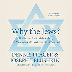 Why the Jews? Audiobook