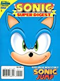 img - for Sonic Super Digest #5 Comic book / textbook / text book