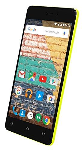 Archos-45B-Neon-Smartphone-dbloqu-3G-Ecran-45-pouces-8-Go-Double-SIM-Android-Jaune