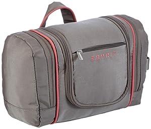 Esprit Kosmetikkoffer Superlight 4-drive Grau (taupe-coral) 12825