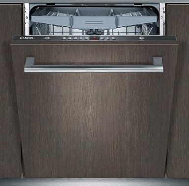 Siemens SN65L082EU Lave-vaisselle 48 dB A+ Marron, Argent