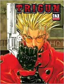 Trigun D20 by Michelle Lyons and Mark C. MacKinnon (2004, Game) Hardback