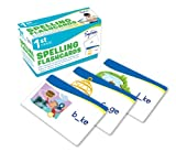 First Grade Spelling Flashcards (Flashcards Language Arts)
