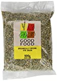 Mintons Good Food Pre-packed Organic Rye Grain (Pack of 10)