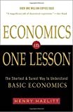 img - for Economics in One Lesson: The Shortest and Surest Way to Understand Basic Economics book / textbook / text book