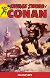 img - for Savage Sword of Conan Vol. 1: v. 1 book / textbook / text book
