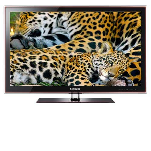 Samsung UE40C5100 40-inch Widescreen Full HD 1080p 50Hz Slim LED TV with Freeview