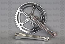 IRD Defiant Track Bicycle Crank Set (Silver - 165 x 1/8in x 46T)