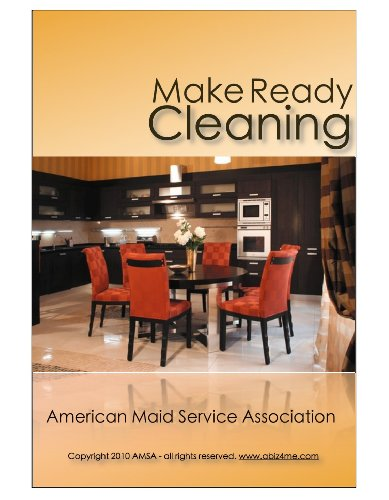 Make Ready Cleaning