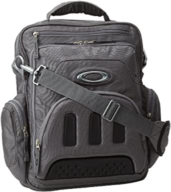 Oakley Men's Vertical  Laptop Bag,Sheet Metal,One Size