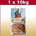 10 kg Katzenstreu - stark klumpend (1...