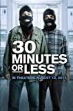 Cover art for  30 Minutes Or Less [Blu-ray/DVD]