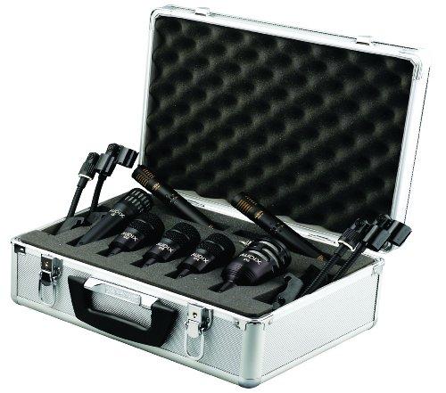 Audix Dp7 Drum Microphone Kit Dynamic Mic Package