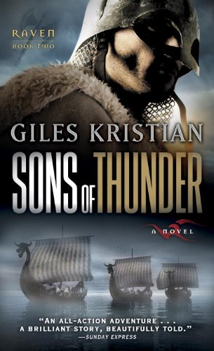 book cover of Sons of Thunder