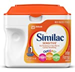 Similac Sensitive Infant Formula with...