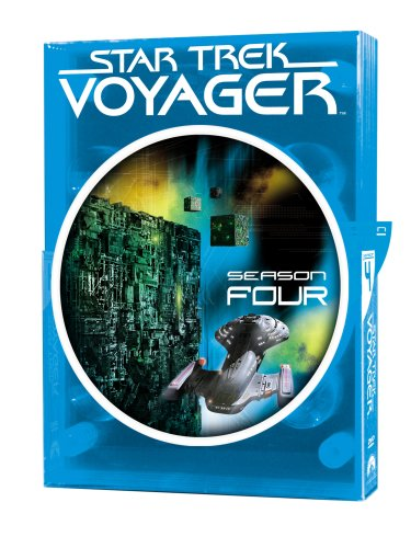 Star Trek Voyager - The Complete Fourth Season
